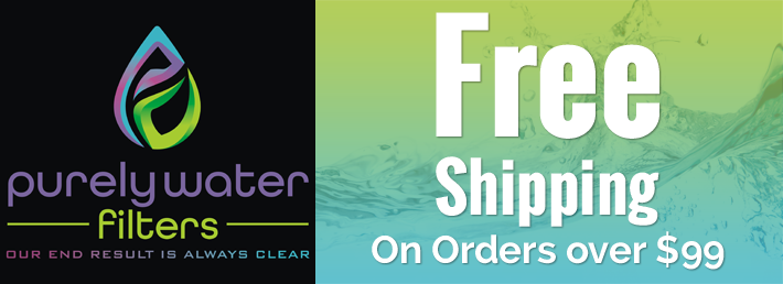 Free Shipping for Water Filtration Systems in Frederick, MD - On Orders over $99
